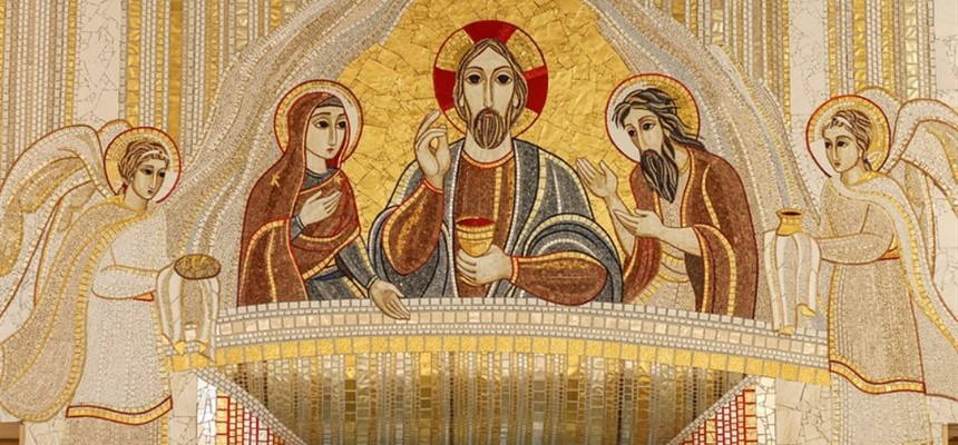 The Eucharist, Our Foretaste of Eternity