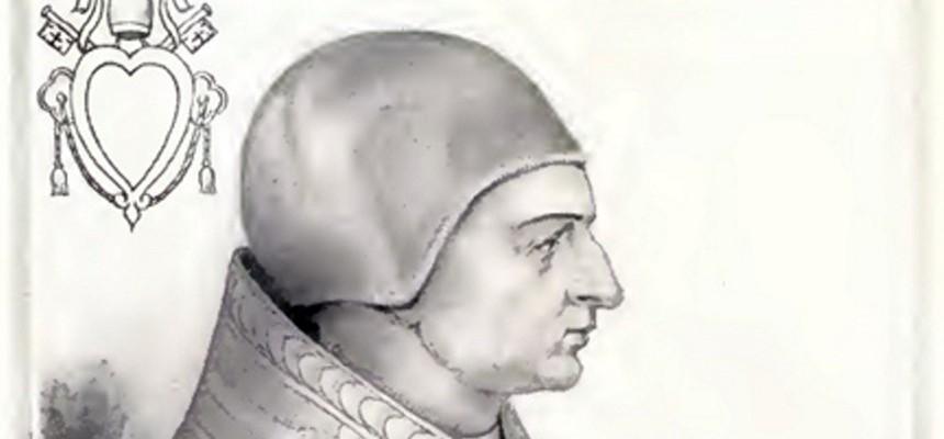 POPE SERGIUS II, THE PRACTICE OF SIMONY BEGINS