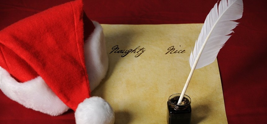 Naughty or Nice, Jesus Offers us the Greatest Gift
