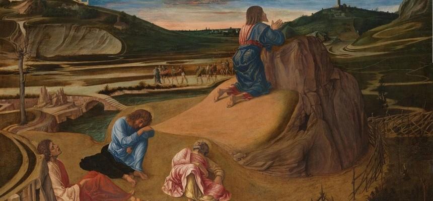 Garden of Gethsemane, Mount of Olives