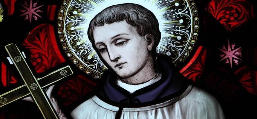 Saint Aloysius Gonzaga and the Plague