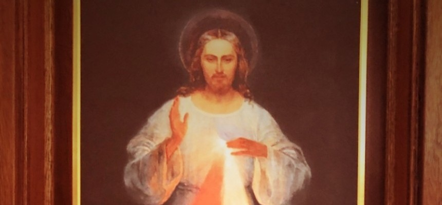 Divine Mercy and Prayer for Pandemic