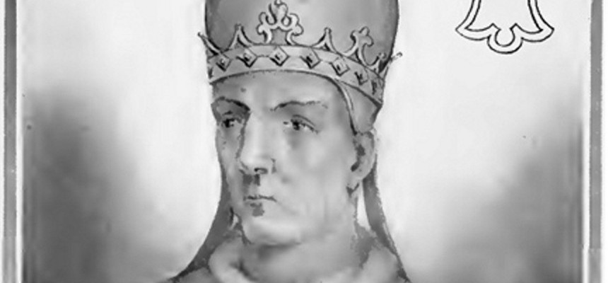 POPE JOHN VIII, FIRST ASSASSINATED POPE