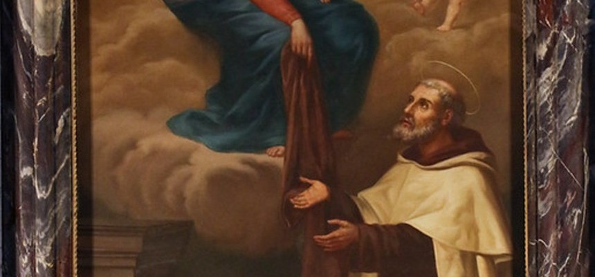 The Unfailing Way to get out of Purgatory---Turn to Our Lady of Mount Carmel