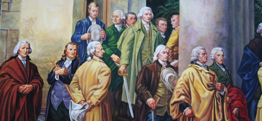 Are you as courageous as the signers of the Declaration of Independence?