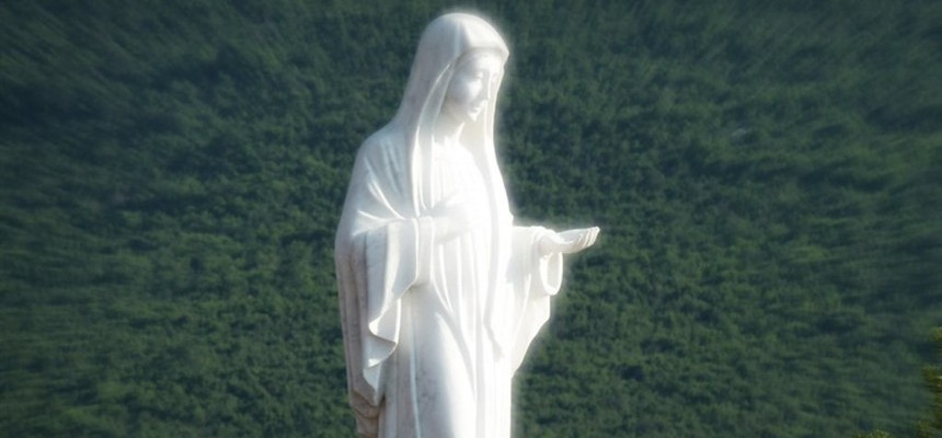 """Why do my children not come to me?"""" – Mary"""
