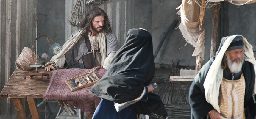 Let's Talk About That Time Jesus Overturned the Tables