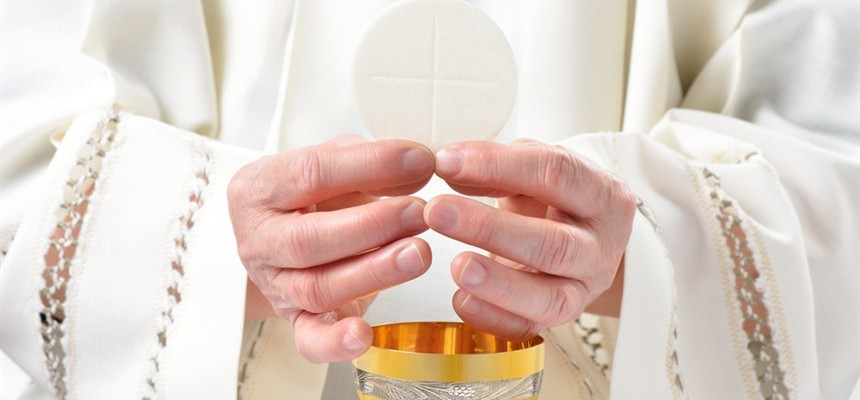 It's all about the Eucharist