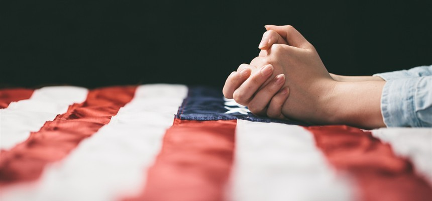 A Prayer for National Repentance