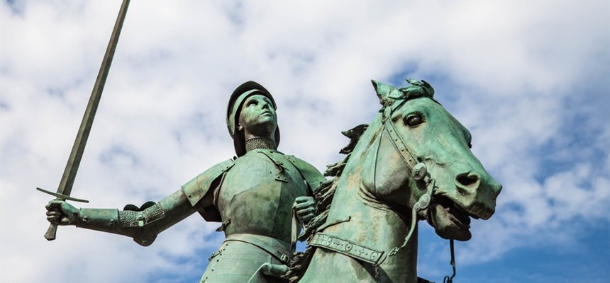 St. Joan of Arc: The Patron Saint of Soldiers