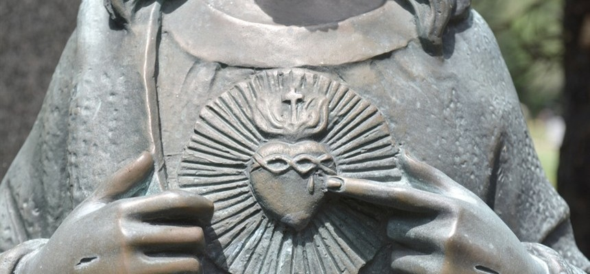 The Sacred Heart and the Demanding Mission of St. Margaret Mary