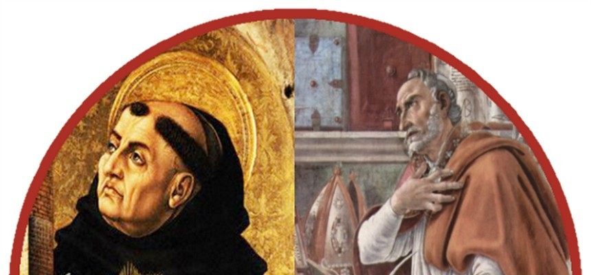Saint Thomas Aquinas and Saint Augustine: My Spiritual Brothers