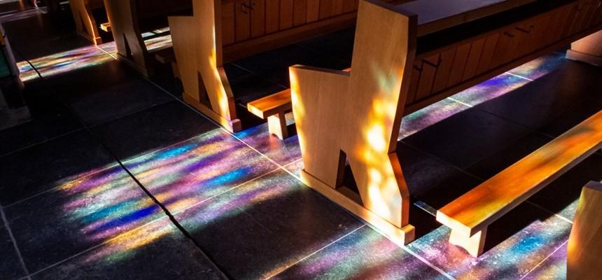 A Pharisee at Sunday Mass
