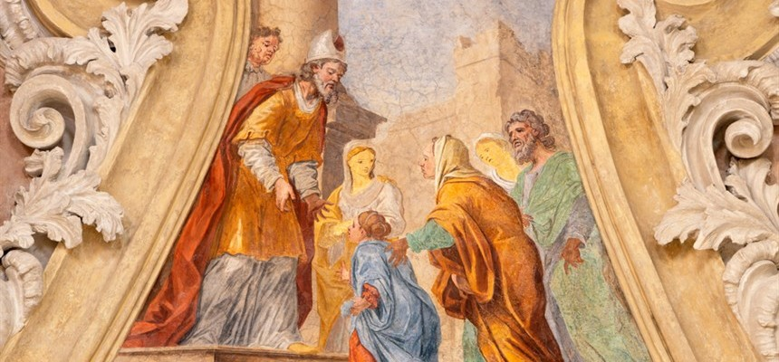 Learn More About the Little-Known Presentation of Mary