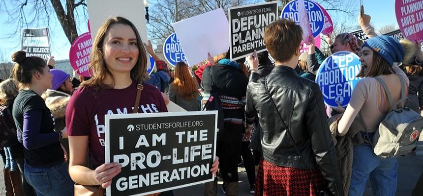 Philadelphia Pro-Life March January 23, 2021