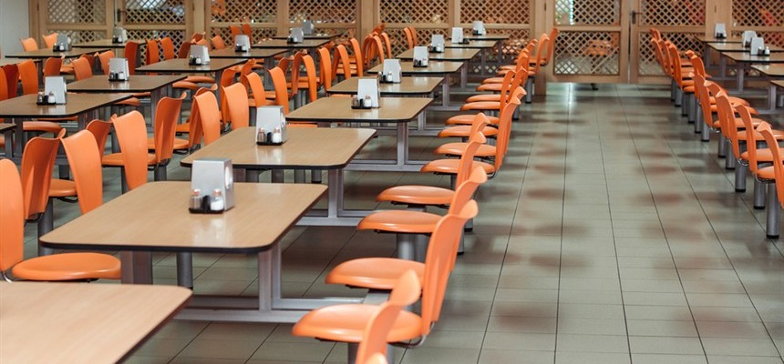 Maybe Shutting Down These Cafeterias Would Help Our Society