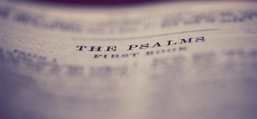 Christ's Passion: His Walk Through the Psalms