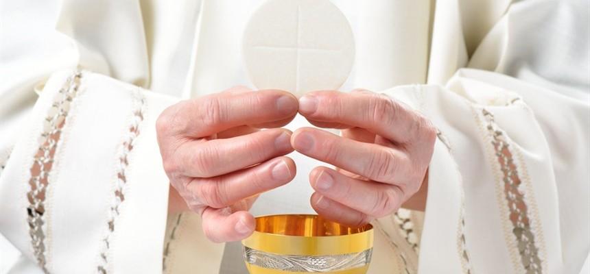"Don Ruggero M. Caputo: The Apostle of the Eucharist Recognized for ""Heroic Virtue."""