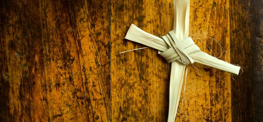 A Strategy for Living Through Holy Week and Beyond