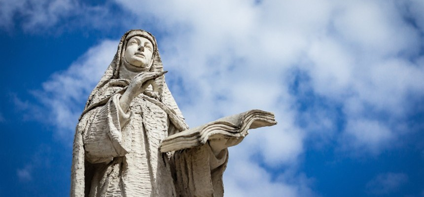 Pope Francis Describes St. Teresa of Avila as 'Courageous' and 'Selfless'