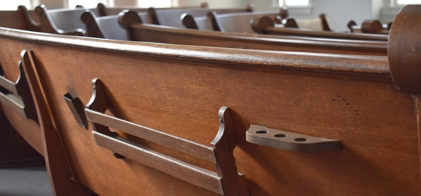 Pews: A Tradition You Can't Take Sitting Down