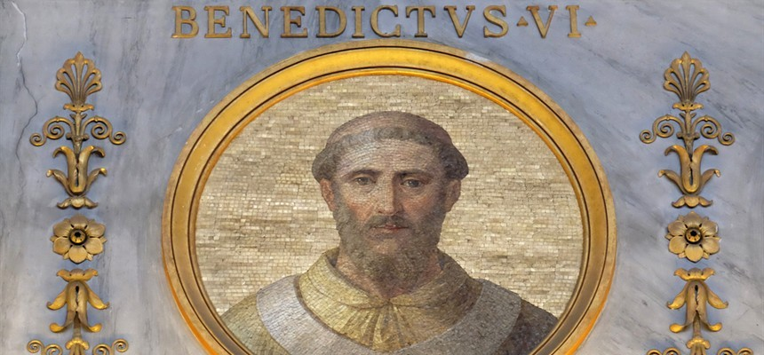 The Story of Pope Benedict VI
