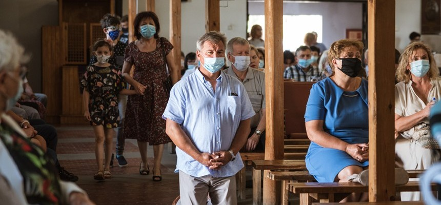Masks Required in Church, Modesty and Reverence Optional
