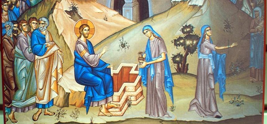 Evangelizing Like Jesus