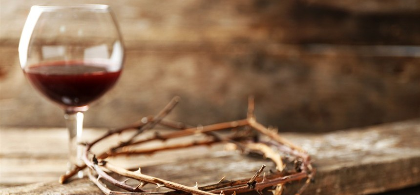 Precious Blood at the Last Supper: A prelude to the next time Jesus will drink the fruit of the vine!