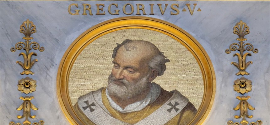 Pope Gregory V: The First German Pope