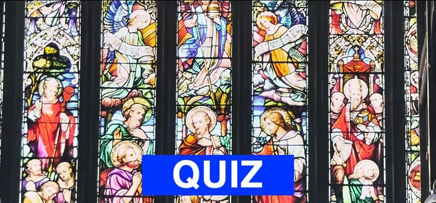 QUIZ: Can you name these 8 Catholic Saints?