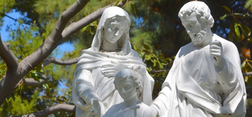 Miracles Wrought Through St Joseph's Holy Cloak Novena