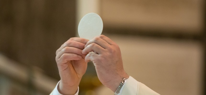 The Eucharist; Real Presence of Christ