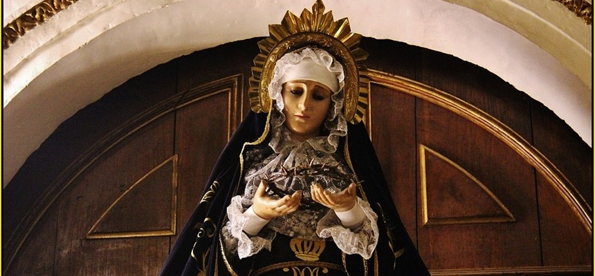 Our Lady of Sorrows and the Prophecy of Simeon