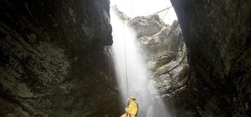 Evangelizing in Caves