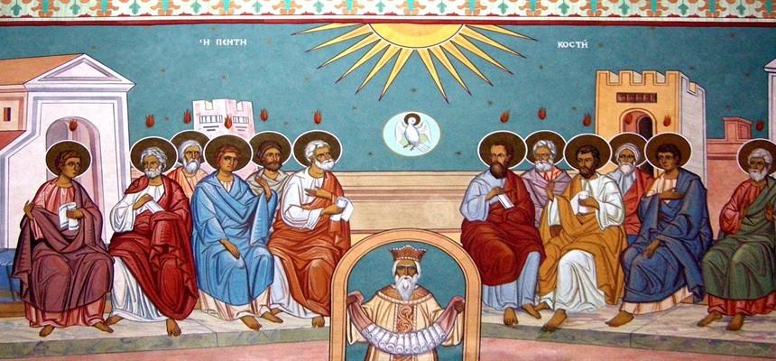 Happy Birthday to Us - Pentecost Sunday