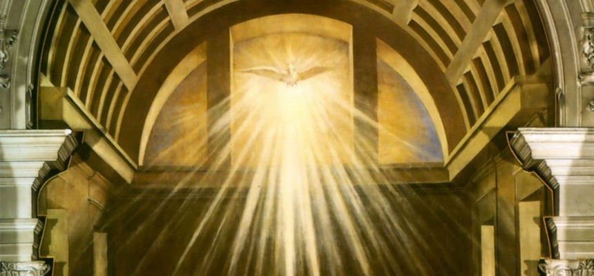 The Holy Spirit: Pentecost, And The Sacrament Of Confirmation