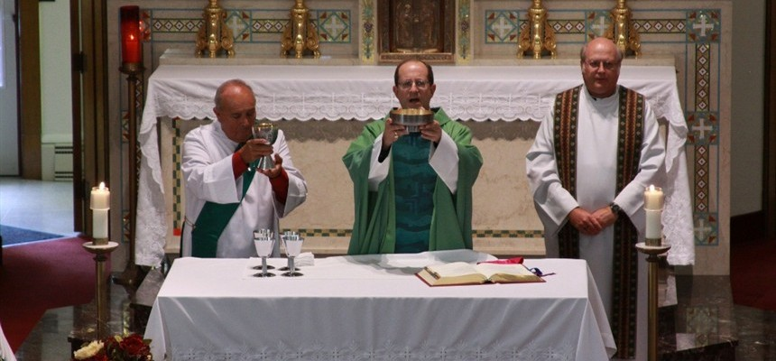 Christ Our Passover Lamb: Jesus' Real Presence In The Eucharist