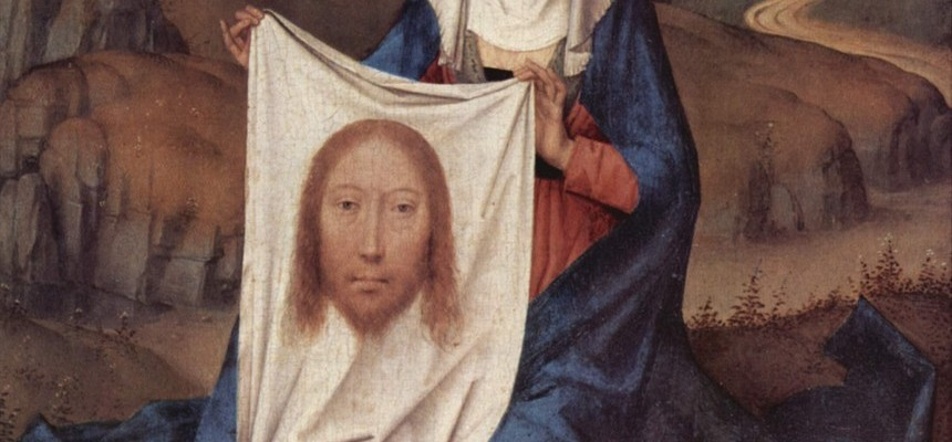 Wiping the Face of Jesus