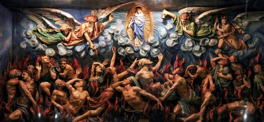 What would a Protestant discussion be like without an objection to the existence of Purgatory?