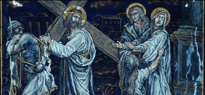 The Fourth Station of the Cross: A Mercy Reflection