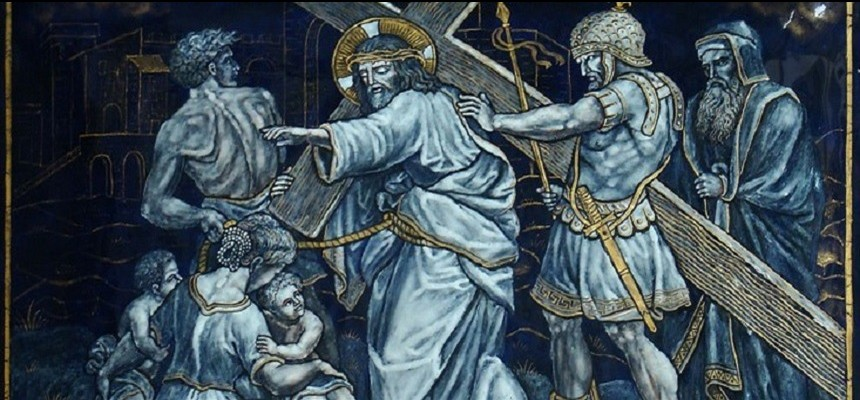 The Fifth, Sixth, and Eighth Stations of the Cross: A Mercy Reflection