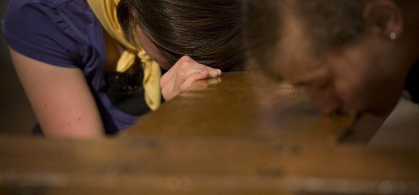 The Discomfort of the Cross