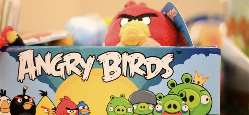 Angry Birds, Twisted Culture