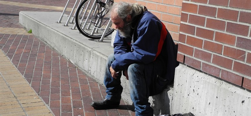 A $96,000 Lesson from a Homeless Man