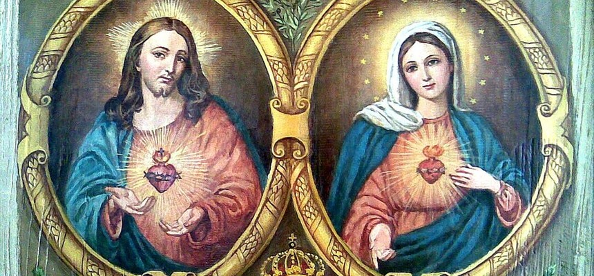 Three insights the Sacred and Immaculate Hearts give us