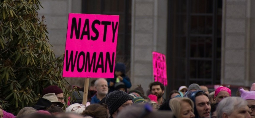 I used to be a nasty woman