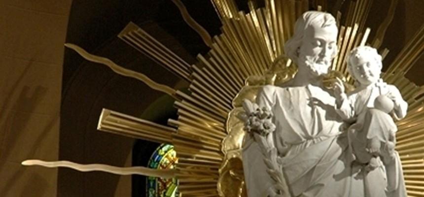 The Power of Presence - St. Joseph and Modern Day Men