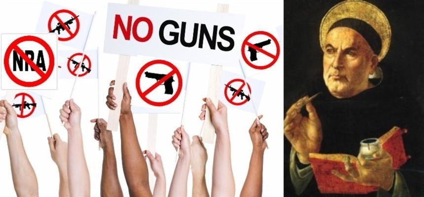 Gun Control or Virtues?