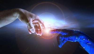Will the Technological Singularity Have room for the Faithful?